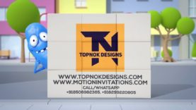3D Character Logo Reveal Project MILR110009