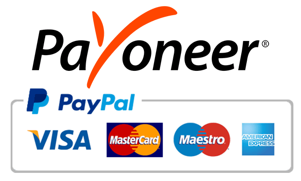 global payment accepted