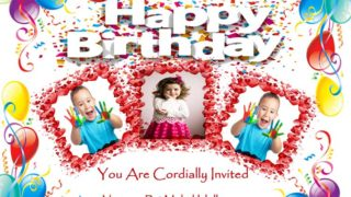 Rope Roll Whatsapp Birthday Invitation Project MIHBD02003
