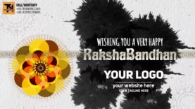 Happy Rakshabandhan Festival Animation project MIF04011