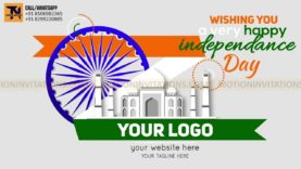Indian Independance Day Republic Day Promotion Animation Project-MIF04002