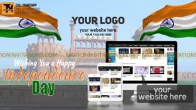 Indian Independence Day Republic Day Promotion Animation Project-MIF04008