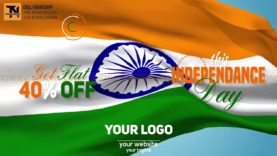 Indian Independence Day Republic Day Promotion Animation Project-MIF04007