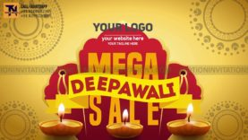 Happy Prosperous Diwali Animation Promotion project MIF04022